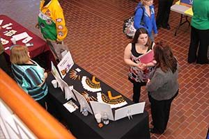 Image link to the Career Center