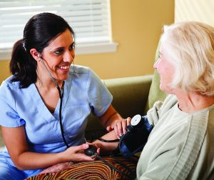 Personal and Home Care Aide Training Class at Hoke Center