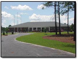 Image of the Sandhills Hoke Center