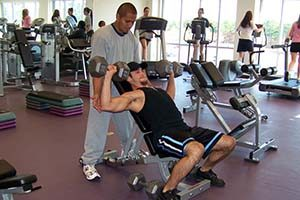 Image link to Recreational and Wellness