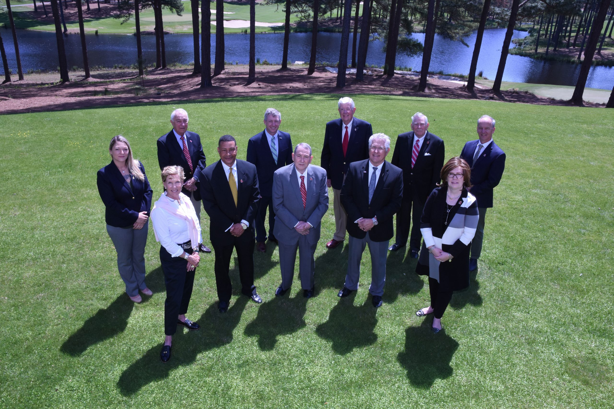 Picture of the Sandhills Community College Board of Trustees